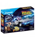 Set Delorean Playmobil
