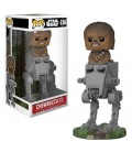 Pop! Deluxe Chewbacca in AT-ST [236]