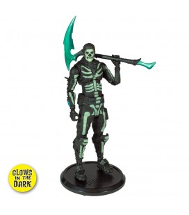 Figurine Green Glow Skull Trooper Exclusive - McFarlane
