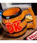 Mug Donkey Kong tonneau 3D