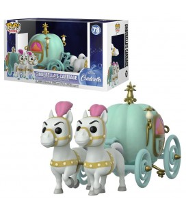 Pop! Rides Cinderella's Carriage (Carrosse de Cendrillon) [78]