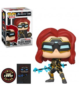 Pop! Black Widow GITD Chase Edition [630]
