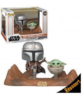 """Pop! The Mandalorian with The Child """"Television Moments"""" [390]"""