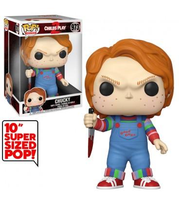Pop! Chucky Super Sized [973]