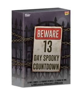 Pocket Pop! Calendrier 13 Day Spooky Countdown [13 Figurines]