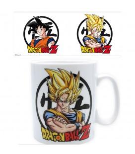 Mug Goku Super Saiyan