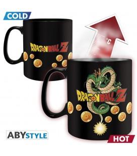 Mug Thermoréactif Goku Shenron