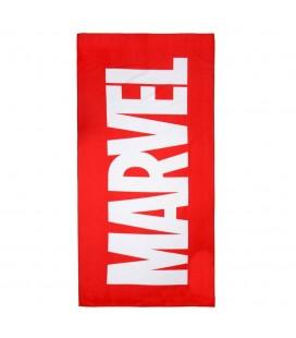 Serviette de Plage / Bain Marvel Logo