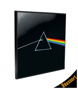 Crystal Clear Picture Dark Side of the Moon 32 x 32 cm