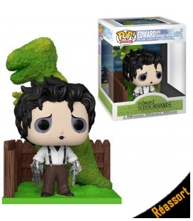 Pop! Deluxe Edward with Dinosaur Shrub [985]