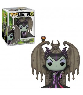Pop! Deluxe Maleficient On Throne [784]