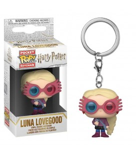 Pocket Pop! Keychain - Luna Lovegood