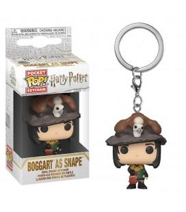 Pocket Pop! Keychain - Boggart as Snape
