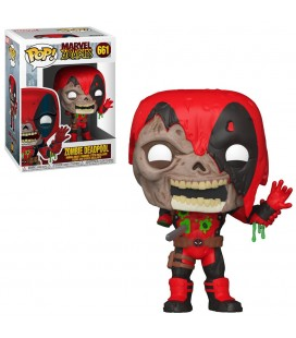 Pop! Zombie Deadpool [661]