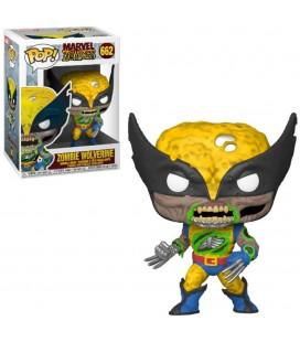 Pop! Zombie Wolverine [662]