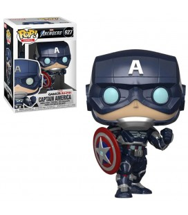 Pop! Captain America [627]