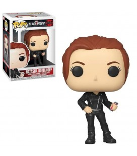 Pop! Natasha Romanoff (Black Widow) [603]