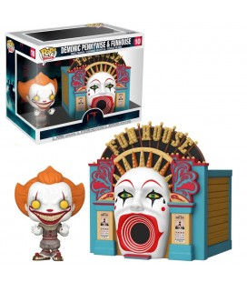Pop! Town Demonic Pennywise & Funhouse [10]