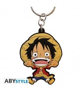 Porte-clés Luffy SD
