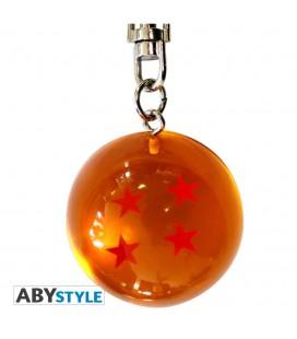 Porte-clés AS 3D Boule de Cristal