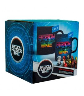 Mug Ready Player One Thermoréactif