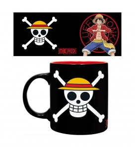 Mug Luffy New World