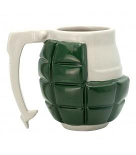 Mug 3D Bakugo Grenade