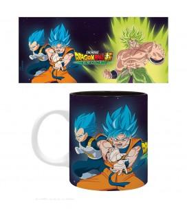 Mug Broly Goku Vegeta
