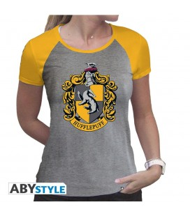 T-shirt Premium Poufsouffle Femme