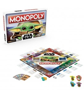 Monopoly Star Wars The Mandalorian VF
