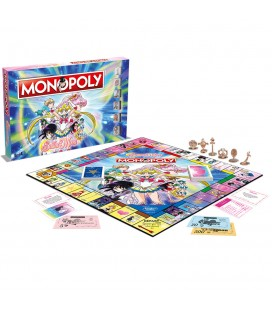 Monopoly Sailor Moon VF