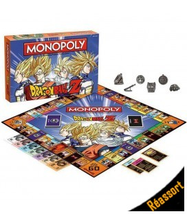Monopoly Dragon Ball Z VF