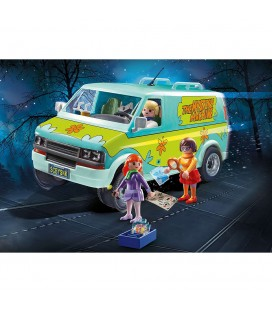 Set Mystery Machine Playmobil