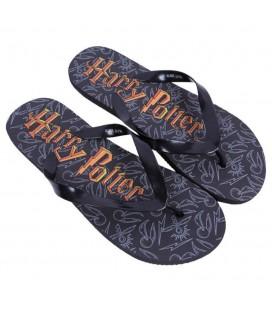 Tongs Harry Potter Black