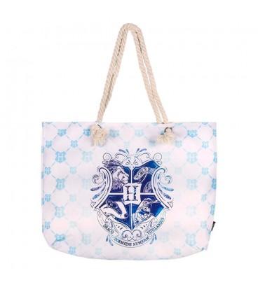 Sac de plage Hogwarts Blue