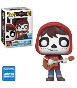 Pop! Miguel (with Guitar) Convention Exclusive 2020 [741]