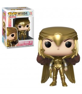 Pop! Wonder Woman Golden Armor [323]