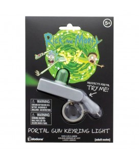 Porte-clés lumineux Portal Gun