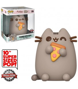 Pop! Pusheen with Pizza Super Sized Edition Limitée [29]