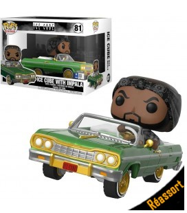 Pop! Rides Ice Cube with Impala [81]