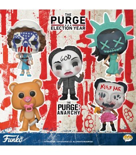 Pack Pop! American Nightmare (Set de 5 Figurines)