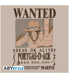 T-shirt Wanted Ace