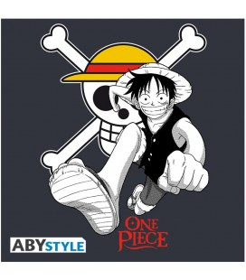 T-shirt Luffy & Emblem