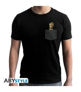 T-shirt Pocket Groot