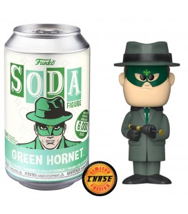 Soda! Green Hornet Edition Limitée 6000 Exemplaires