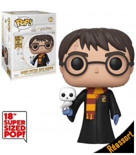 Pop! Harry Potter with Hedwig SUPER SIZED 48CM [01]
