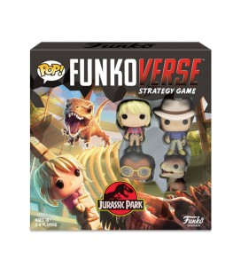 Jeu FunkoVerse - Jeu de Base - Jurassic Park [100]