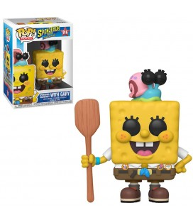 Pop! SpongeBob Squarepants (with Gary) [916]