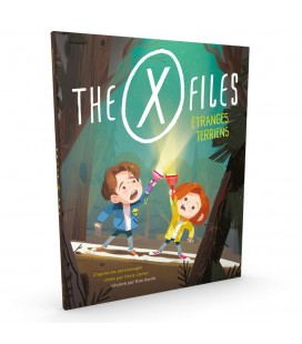 L'album illustré - X-Files