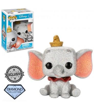 Pop! Dumbo Glitter Diamond Collection Edition Limitée [50]